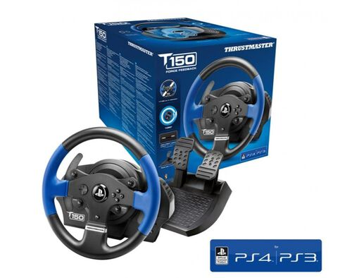VOLANTE THRUSTMASTER T150RS HPATHR0133 image number 1
