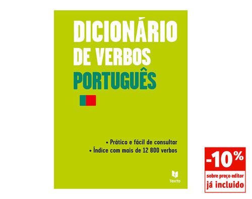 DICIONARIO DE VERBOS TEXTO PORTUGUES image number 0
