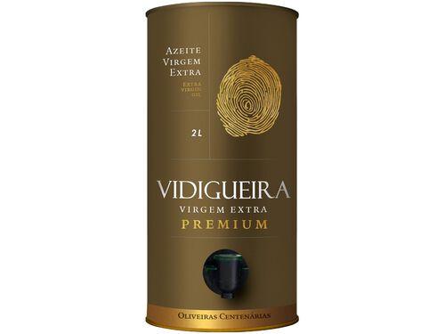AZEITE VIDIGUEIRA VIRGEM EXTRA PREMIUM 2L image number 0