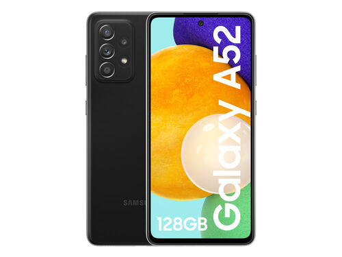 SMARTPHONE SAMSUNG GALAXY A52 4G PRETO 128GB image number 0
