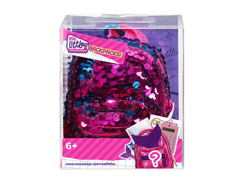 MINI MOCHILAS REAL LITTLES image number 0