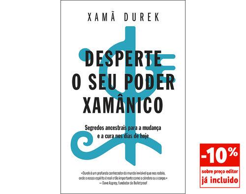LIVRO DESPERTE O SEU PODER XAMÂNICO DE XAMÃ DUREK image number 0