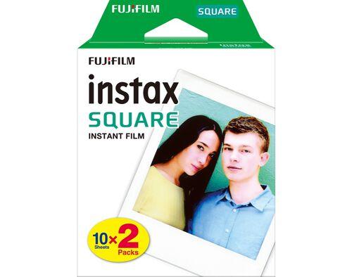 RECARGA INSTAX SQUARE 2X10PK image number 1