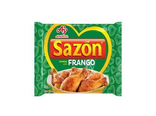 TEMPERO SAZÓN PARA FRANGO 60 G image number 0