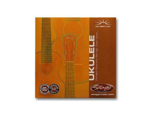 CORDAS P/UKULELE STAGG UK-2841-NY image number 0