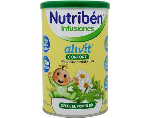 INFUSAO NUTRIBEN ALIVIT CONFORT 150G image number 0