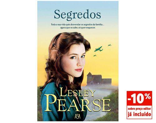 LIVRO SEGREDOS :DE LESLEY PEARSE image number 0