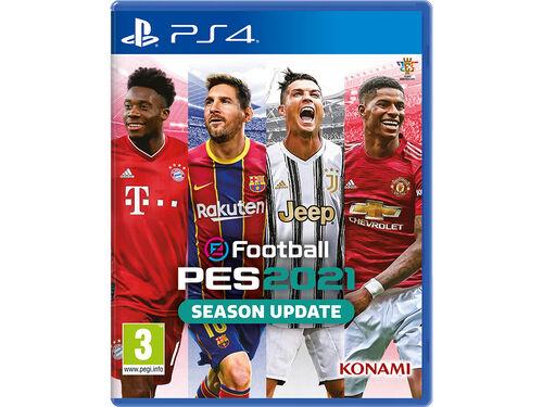 JOGO PS4 EFOOTBALL PES 2021 image number 0