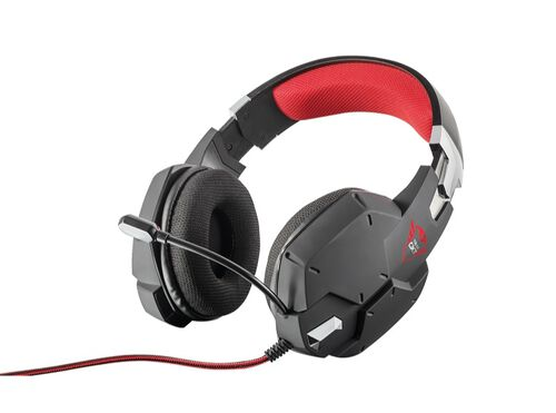 AUSCULTADORES GAMING TRUST PRETO GXT 322 DYNAMIC image number 0