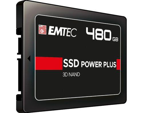 DISCO SSD EMTEC 480GB X150 image number 0