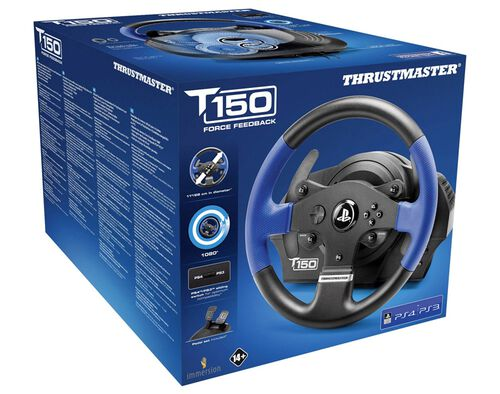 VOLANTE THRUSTMASTER T150RS HPATHR0133 image number 0