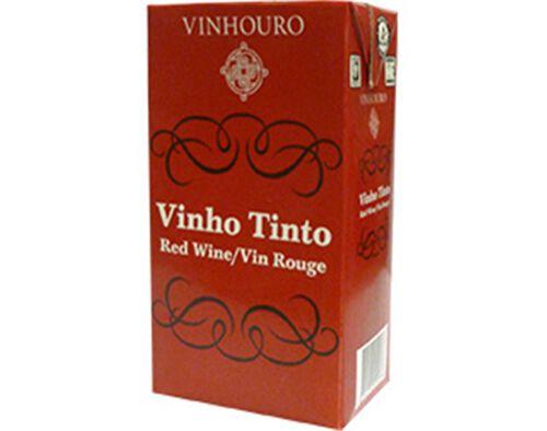VINHO VINHOURO TINTO 1L image number 0