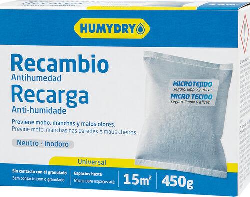 REC DESUMIDIFICADOR HUMYDRY COMPACT NEUTRO 450GR image number 0