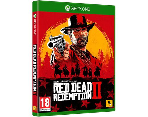 JOGO RED DEAD 2 X-BOX ONE REDEMPTION image number 0