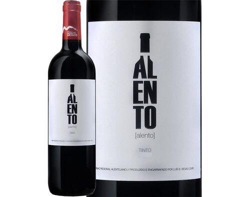 VINHO ALENTO TINTO ALENTEJO 0.75L image number 0