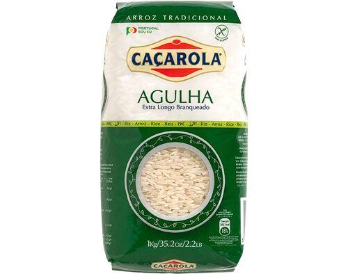 ARROZ CAÇAROLA EXTRA LONGO AGULHA 1KG image number 0