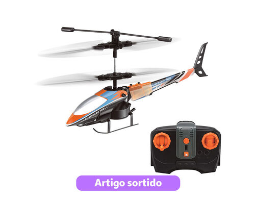 MINI COPTER R/C ONE TWO FUN 16CM image number 1