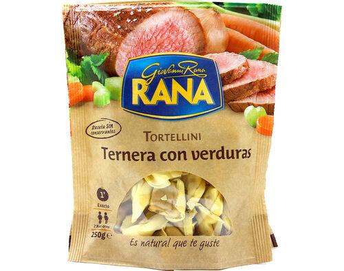 MASSA TORTELLINI RANA DE VITELA COM LEGUMES 250G image number 0