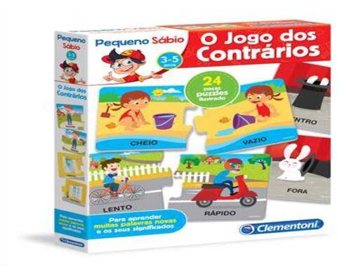 JOGO DOS CONTRARIOS CLEMENTONI image number 0