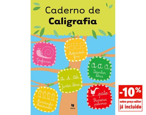 CADERNO DE CALIGRAFIA TEXTO image number 0