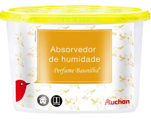 ABSORVENTE DE HUMIDADE AUCHAN BAUNILHA 250GR image number 0