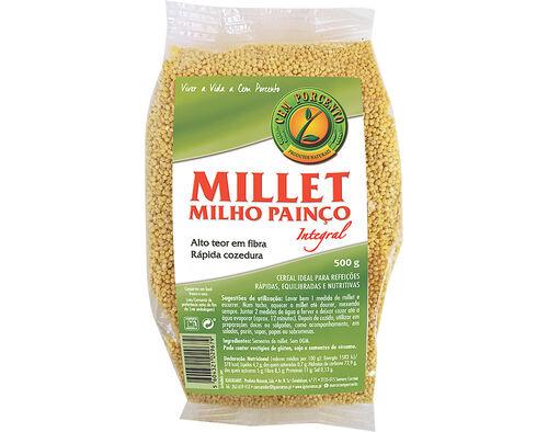 MILLET CEM PORCENTO MILHO PAINÇO 500G image number 0