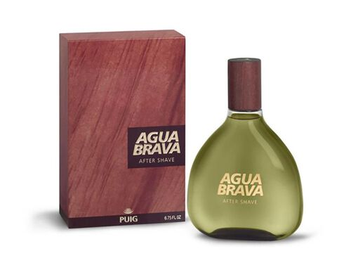 AFTER AGUA BRAVA SHAVE 200ML image number 0