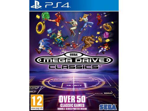 JOGO SEGA MEGADRIVE PS4 COLLECTION image number 0