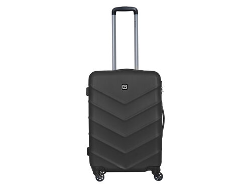 TROLLEY ABS AIRPORT PRETO 4R 65CM image number 0