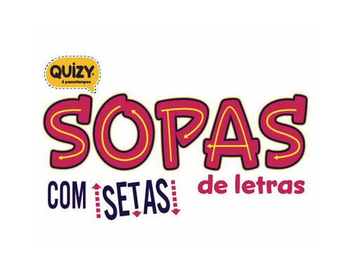 REVISTA QUIZY SOPA LETRAS COM SETAS image number 0