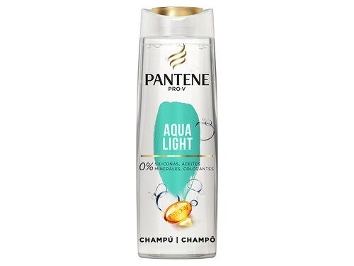 CHAMPÔ PANTENE AQUALIGHT 400ML image number 0