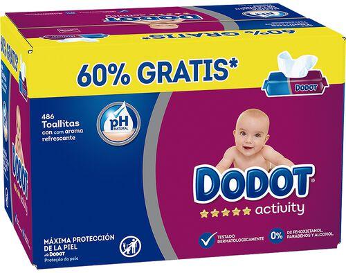TOALHITAS DODOT 378+108UN image number 0