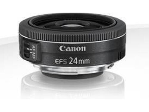 OBJECTIVA CANON EF-S 24MMF/2.8 STM 9522B005AA image number 1