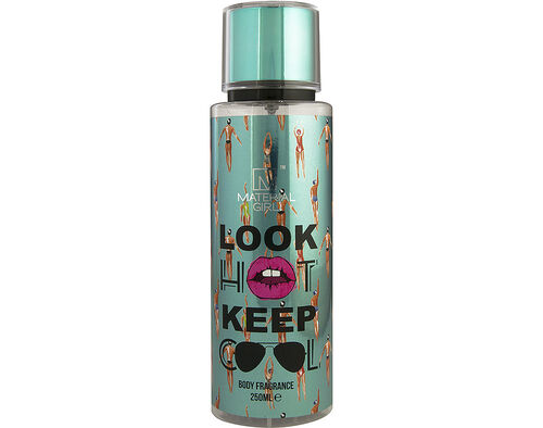 BODY MATERIAL GIRL LOOK HOTKEEP COLL MIST 250ML image number 0