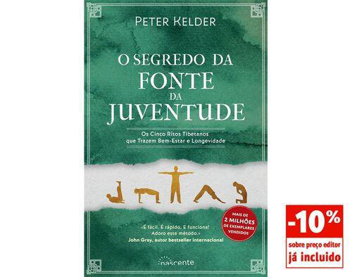 LV O SEGREDO DA FONTE DA JUVENTUDE P. KELDER image number 0