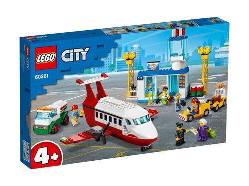 AEROPORTO LEGO CITY CENTRAL image number 0