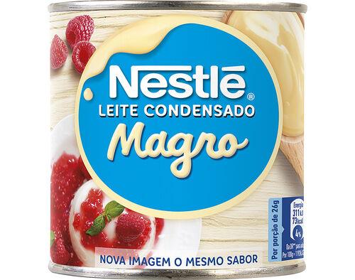 LEITE CONDENSADO NESTLÉ MAGRO 387 G image number 0