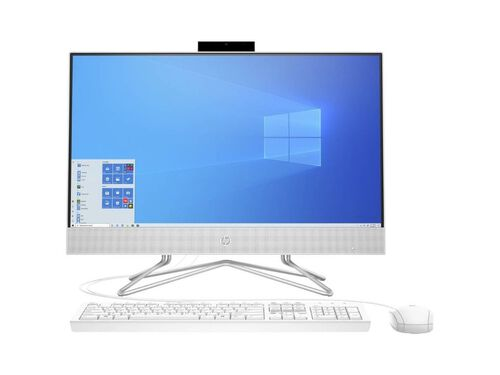 """ALL IN ONE HP 24-DF0005NP 23.8"""" I3 8GB 512GB image number 0"""