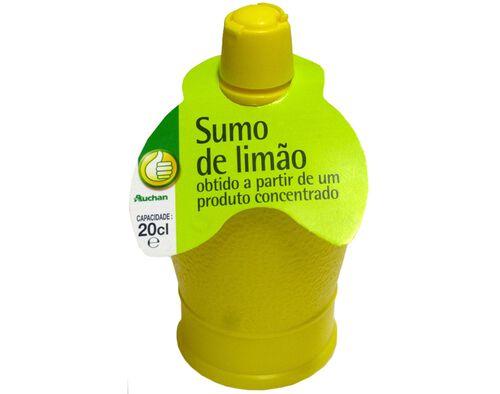 SUMO POLEGAR DE LIMÃO CONCENTRADO 200ML image number 0