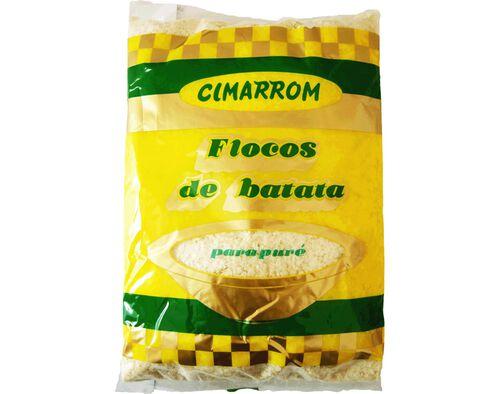 FLOCOS DE BATATA CIMARROM 200 G image number 0