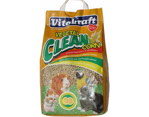 ABSORVENTE ANIMAIS VITAKRAFT VEGETAL CLEAN CORN 8LT image number 0