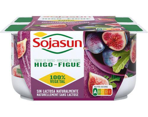 SOJAGURTE SOJASUN FIGO 4X100G image number 0