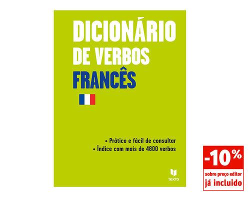 DICIONARIO DE VERBOS TEXTO FRANCES image number 0