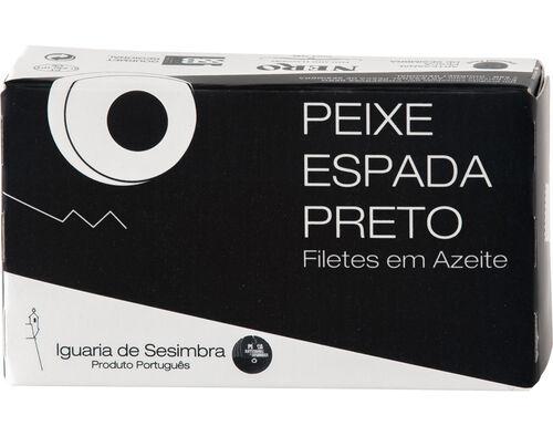 PEIXE ESPADA FAROPEIXE PRETO 120 G image number 0
