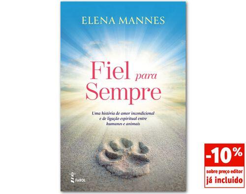 LIVRO FIEL PARA SEMPRE DE ELENA MANNES image number 0