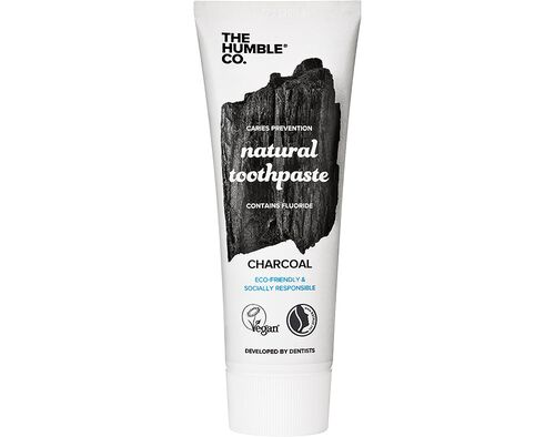 DENTIFRICO THE HUMBLE CO NATURAL CARVAO 75ML image number 0