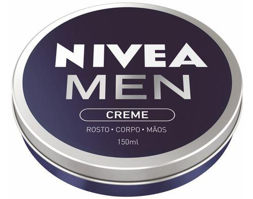 CREME NIVEA MEN 150 ML image number 0