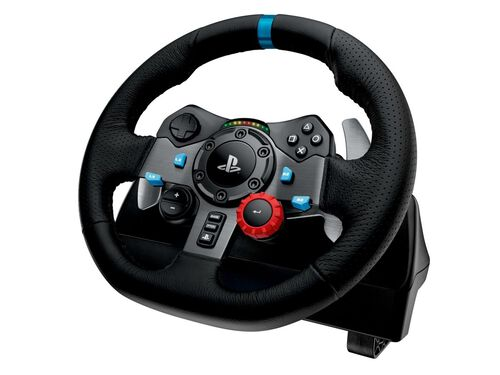 VOLANTE LOGITECH G29 RACING WHEEL DRIVING FORCE image number 1