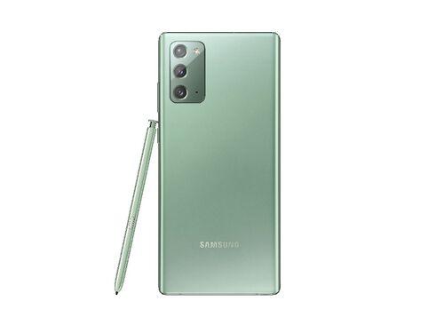 "SMARTPHONE SAMSUNG GALAXY NOTE 20 4G 8GB 256GB 6.7""VERDE image number 2"