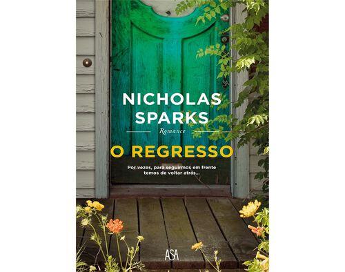 LIVRO O REGRESSO NICHOLAS SPARKS image number 2